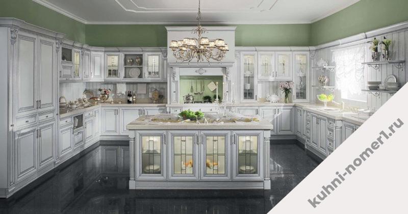 Кухня 1346 фото