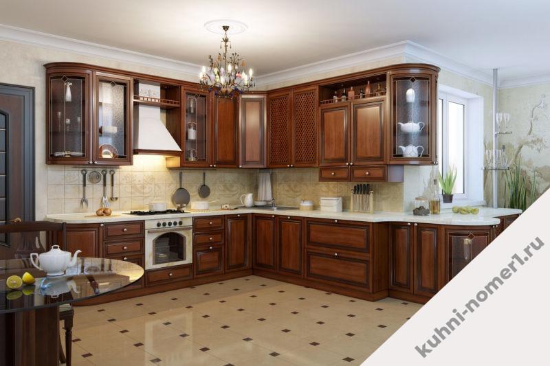 Кухня 1347 фото