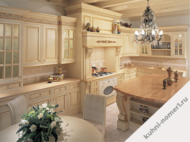 Кухня 1348 фото