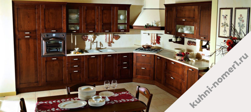 Кухня 1357 фото