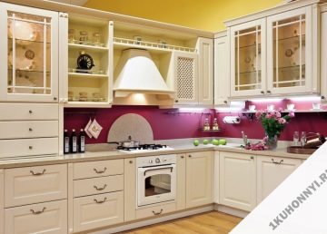 Кухня 135 фото