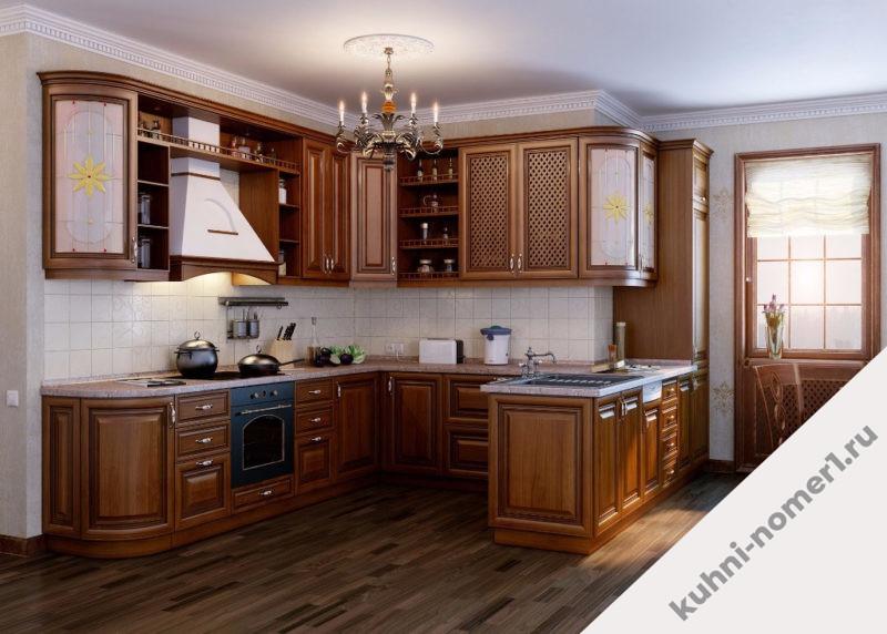 Кухня 1360 фото