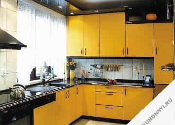 Кухня 1375 фото