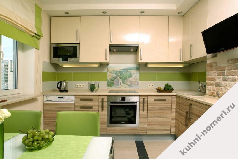 Кухня 1378 фото