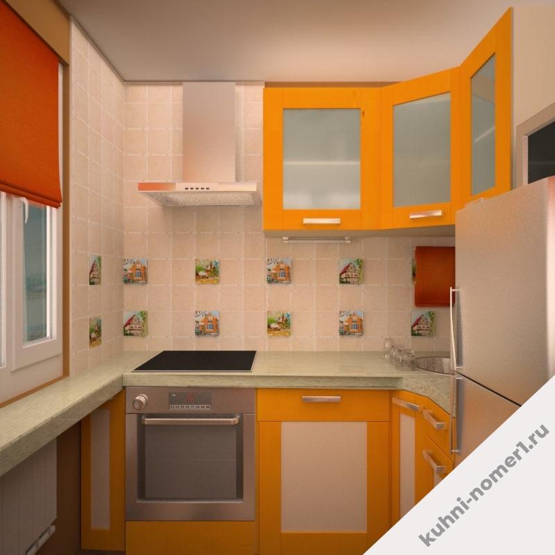 Кухня 1383 фото
