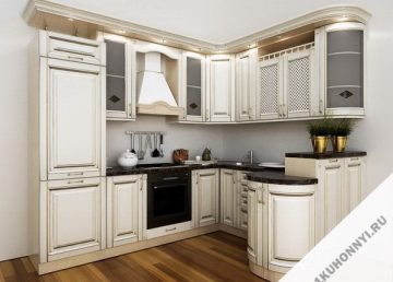 Кухня 1417 фото