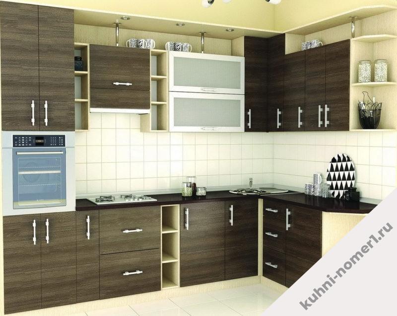 Кухня 1421 фото