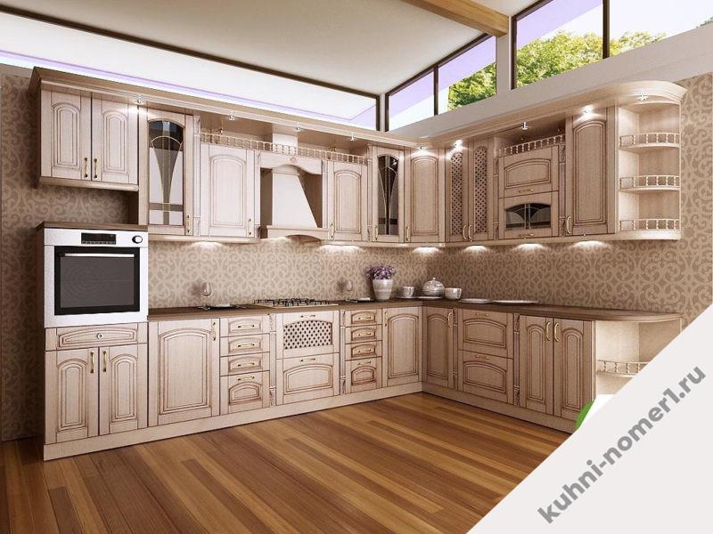 Кухня 1437 фото