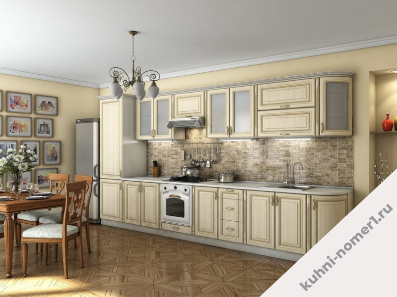 Кухня 1446 фото
