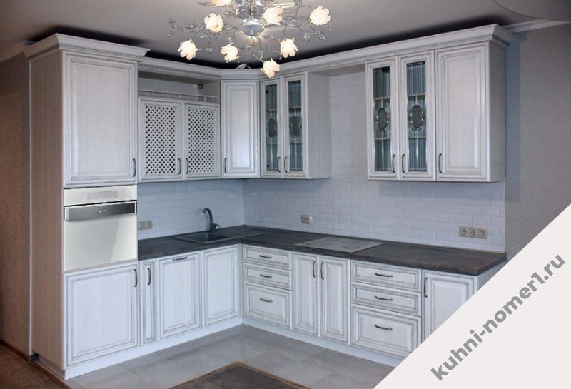 Кухня 1447 фото