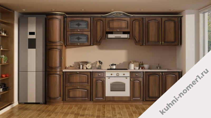 Кухня 1451 фото
