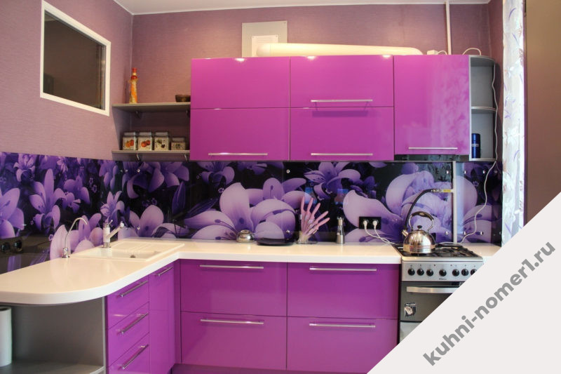 Кухня 1457 фото