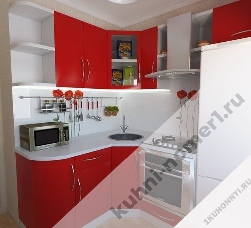Кухня 1490 фото