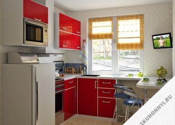 Кухня 1529 фото