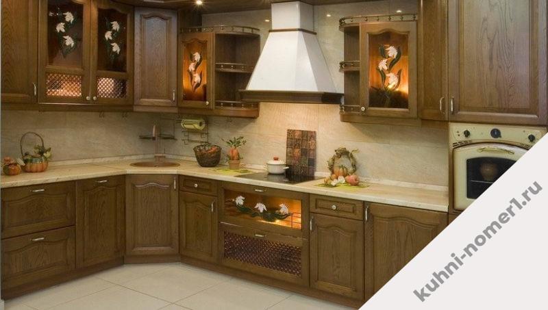 Кухня 1552 фото