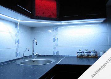 Кухня 165 фото