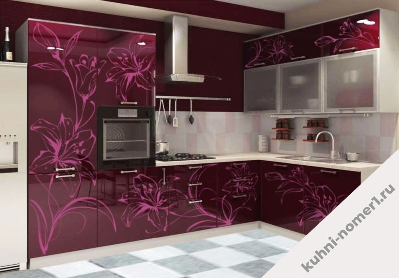 Кухня 184 фото