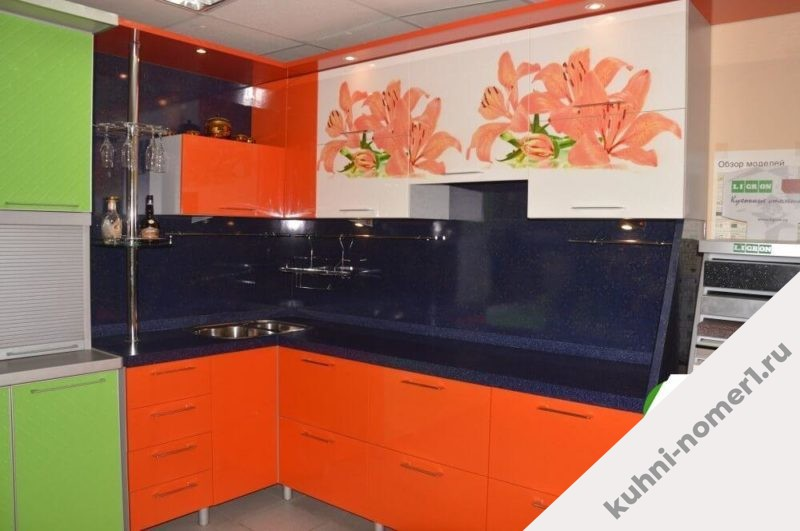 Кухня 190 фото