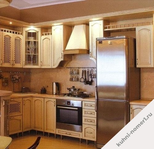 Кухня 195 фото