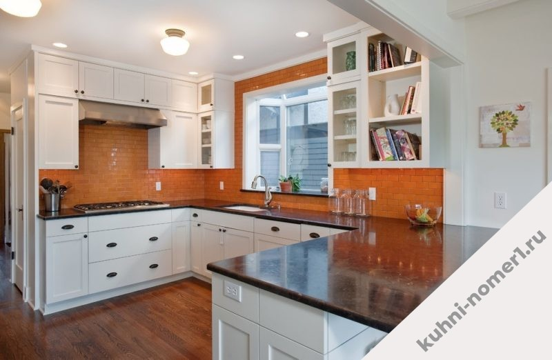 Кухня 200 фото