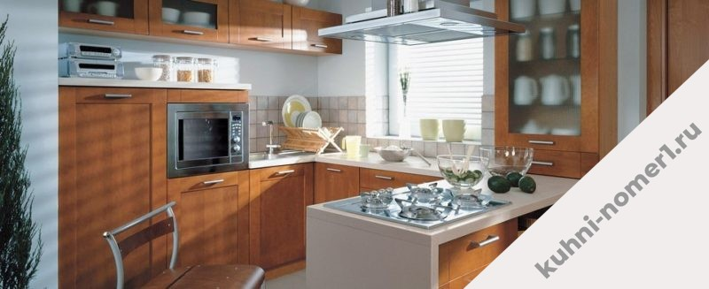 Кухня 206 фото