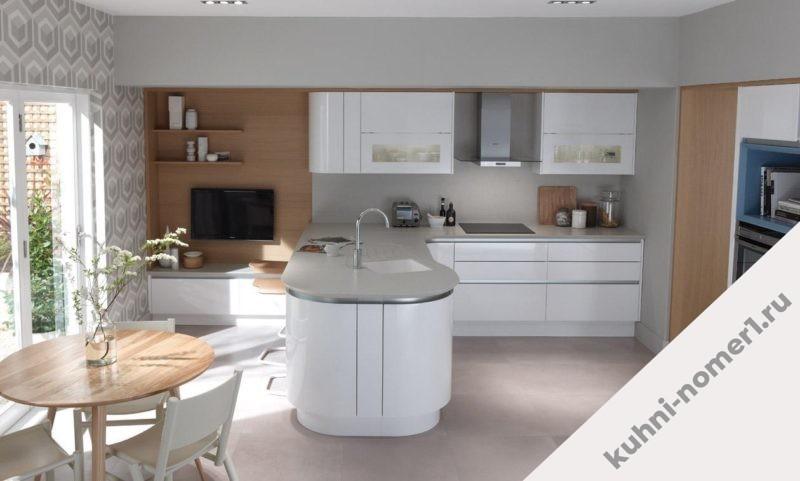 Кухня 210 фото