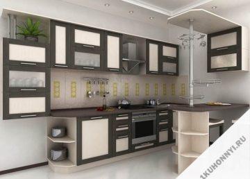 Кухня 240 фото