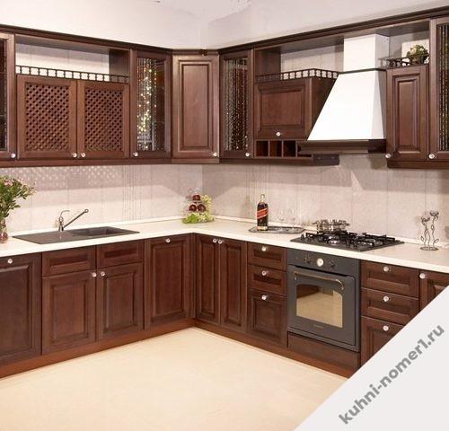 Кухня 258 фото