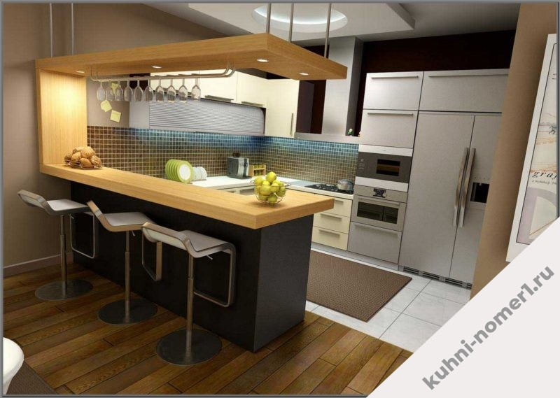 Кухня 268 фото