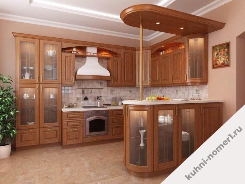 Кухня 270 фото