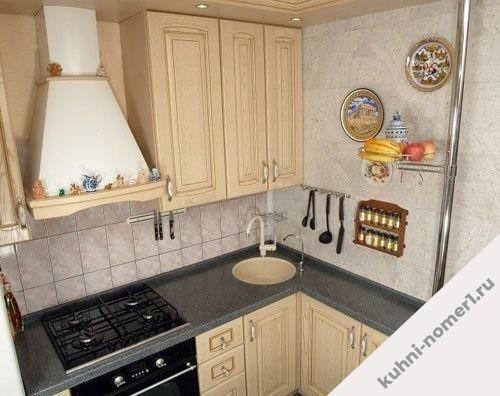 Кухня 272 фото