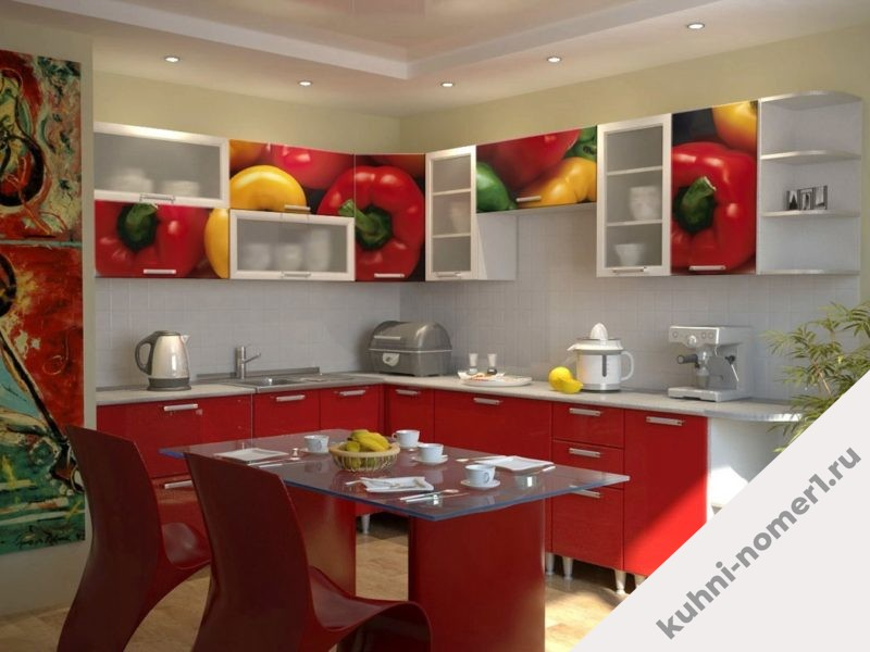 Кухня 284 фото