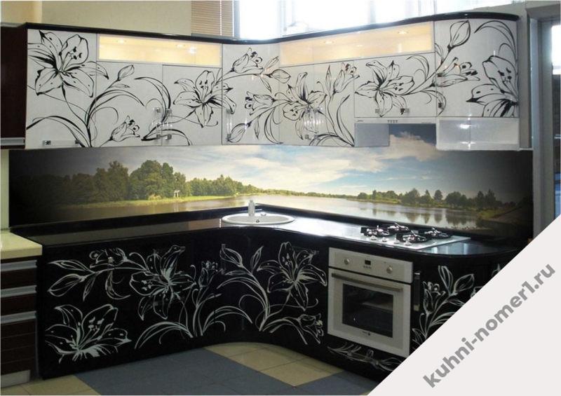 Кухня 312 фото