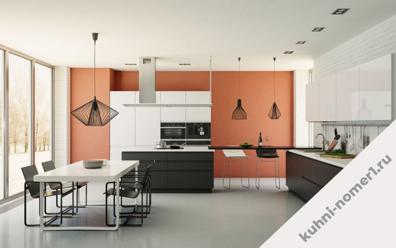 Кухня 318 фото