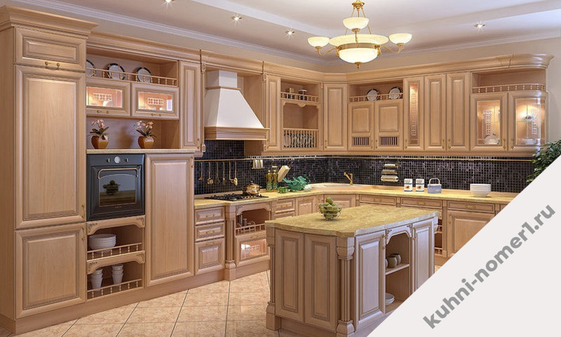 Кухня 334 фото