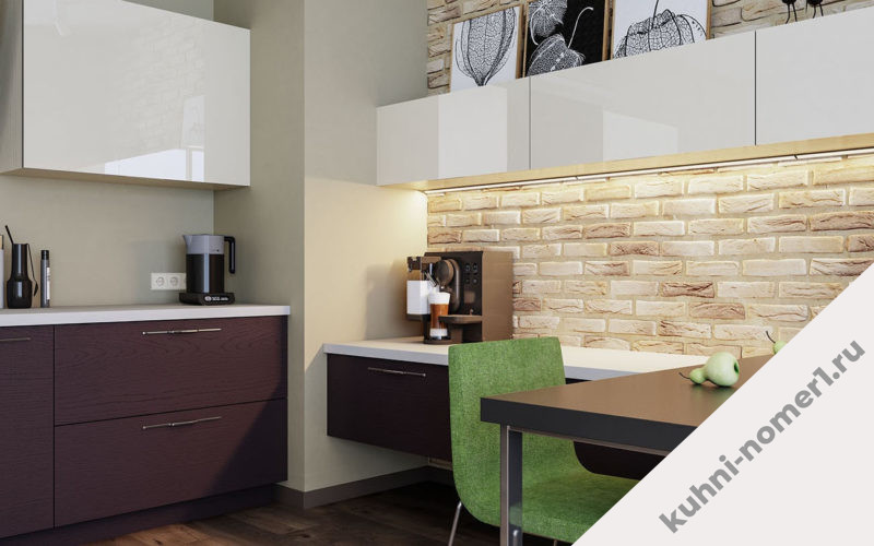 Кухня 336 фото