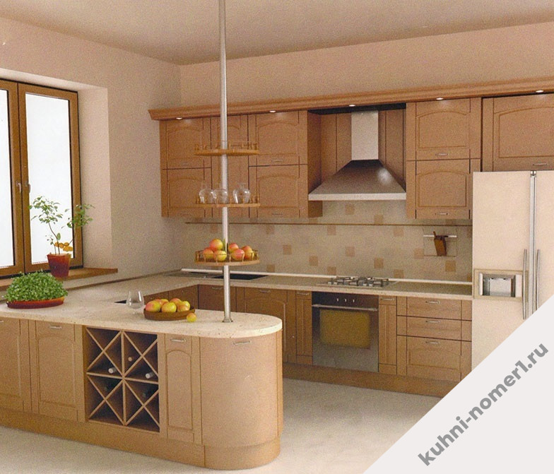 Кухня 345 фото