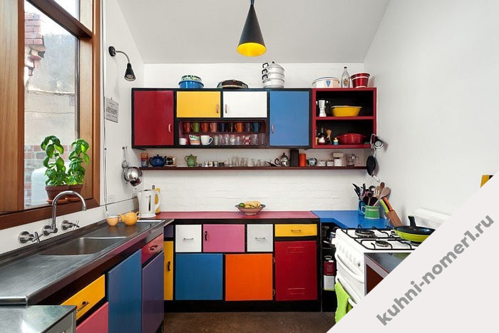 Кухня 354 фото