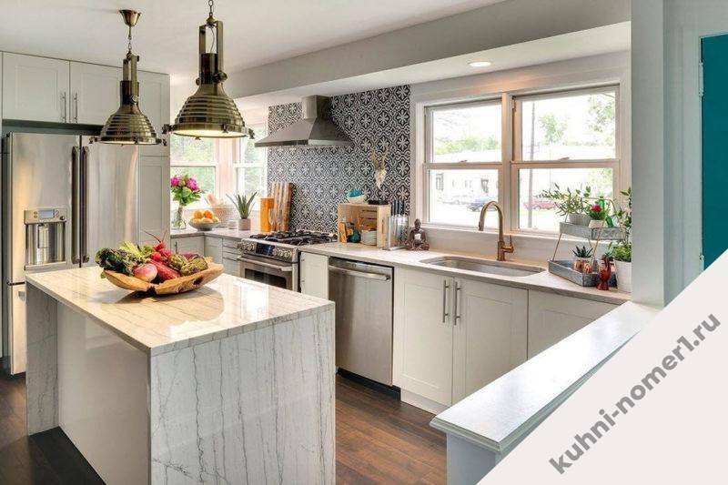 Кухня 356 фото
