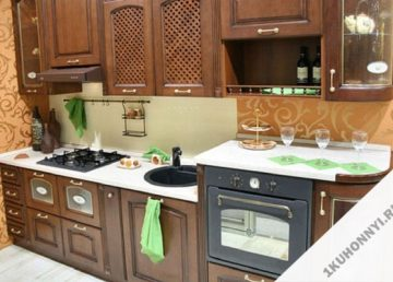 Кухня 368 фото