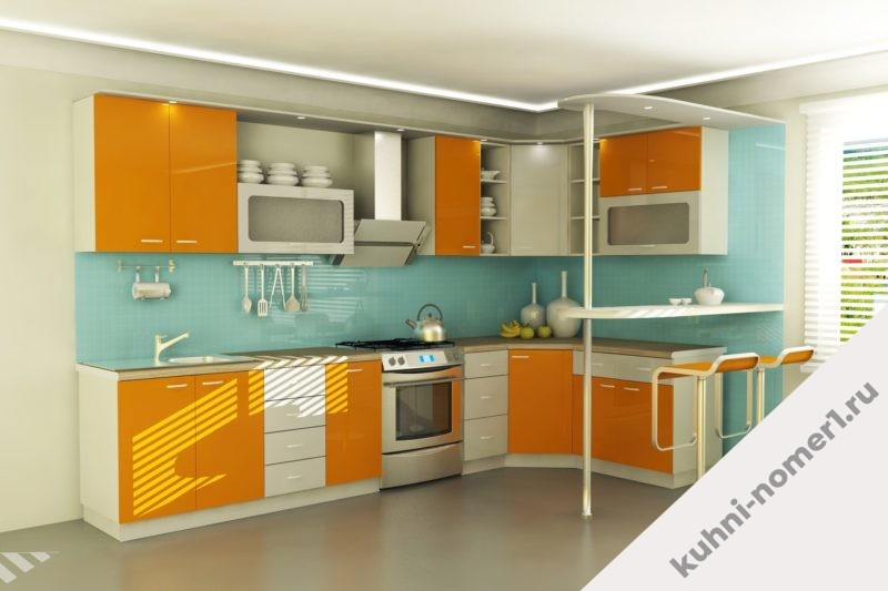 Кухня 36 фото