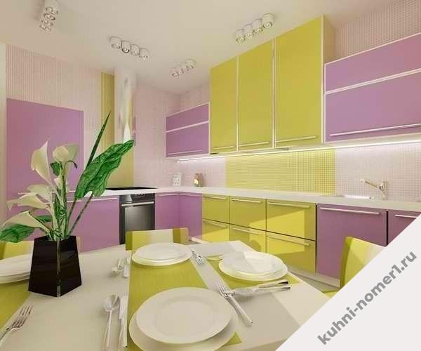 Кухня 380 фото
