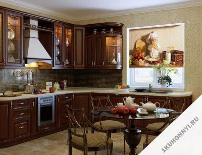 Кухня 406 фото
