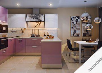 Кухня 411 фото