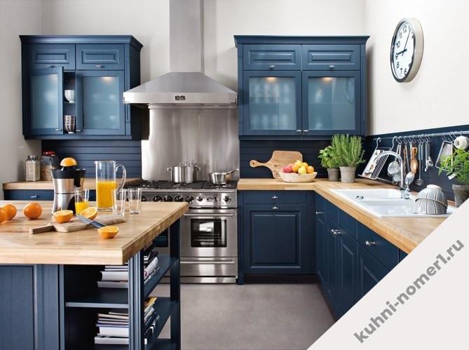 Кухня 418 фото