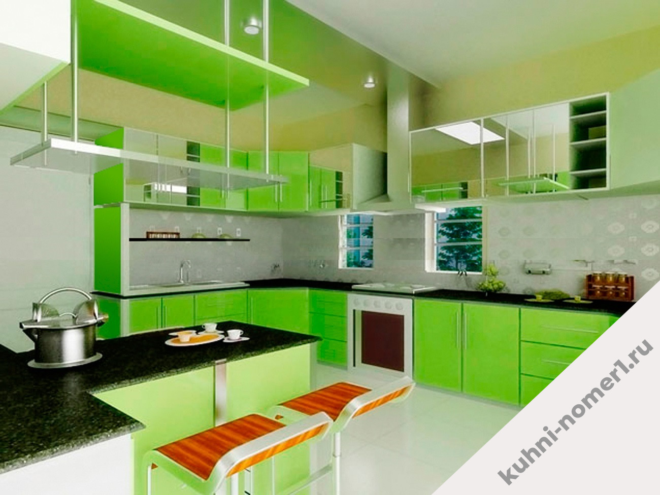 Идеи ремонта кухни своими руками