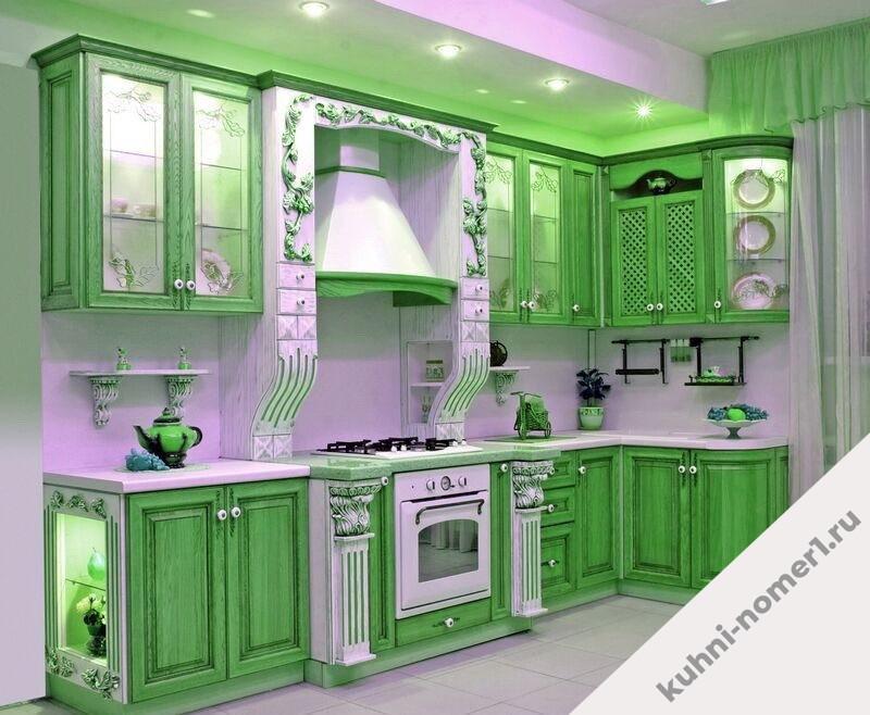 Кухня 423 фото