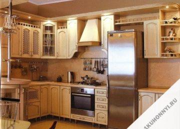 Кухня 439 фото