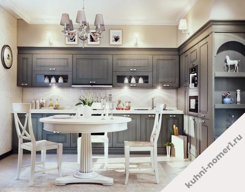 Кухня 448 фото