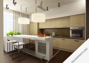 Кухня 44 фото